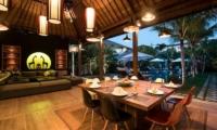 Villa Tangram Dining Area | Seminyak, Bali