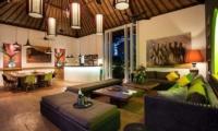 Villa Tangram Living Area | Seminyak, Bali
