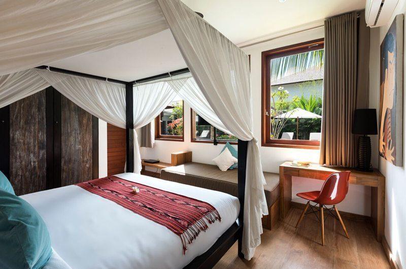 Villa Tangram Bedroom Three | Seminyak, Bali