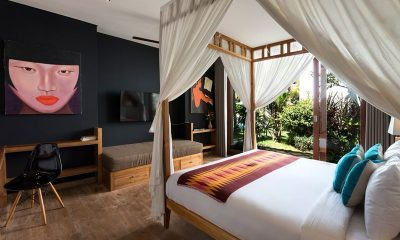 Villa Tangram Master Bedroom | Seminyak, Bali