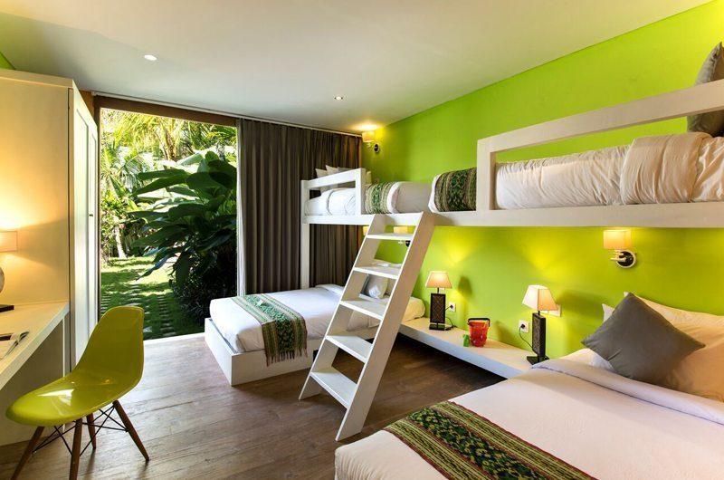 Villa Tangram Bunk Beds | Seminyak, Bali