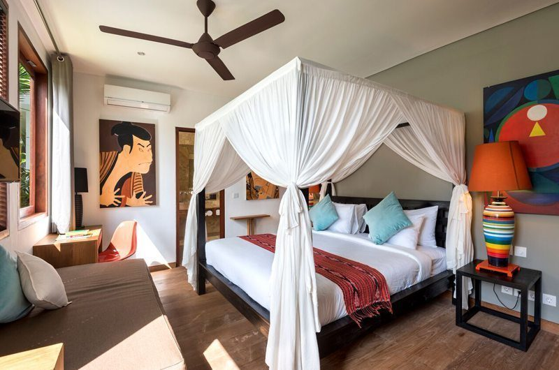 Villa Tangram Guest Bedroom | Seminyak, Bali