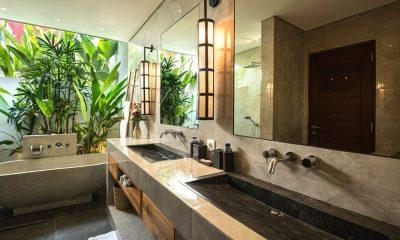 Villa Tangram Bathroom | Seminyak, Bali