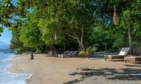 The Beach Villa Beachfront | Lombok | Indonesia