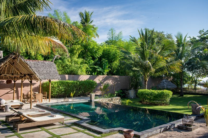 The Beach Villa Garden And Pool | Lombok | Indonesia
