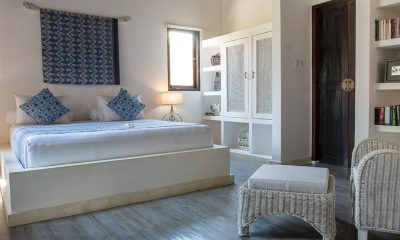 The Beach Villa Bedroom | Lombok | Indonesia