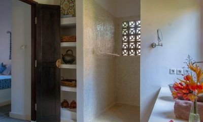 The Beach Villa Bathroom | Lombok | Indonesia