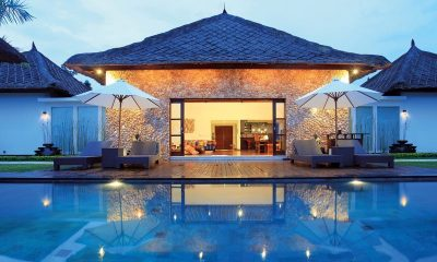 The Jiwa Swimming Pool | Lombok | Indonesia