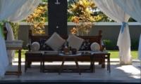 The Jiwa Outdoor Seating | Lombok | Indonesia