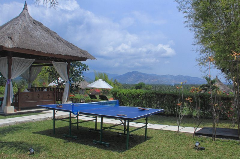 The Jiwa Table Tennis | Lombok | Indonesia