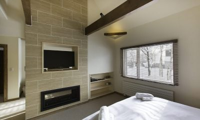 Greystone Bedroom One | Hirafu, Niseko