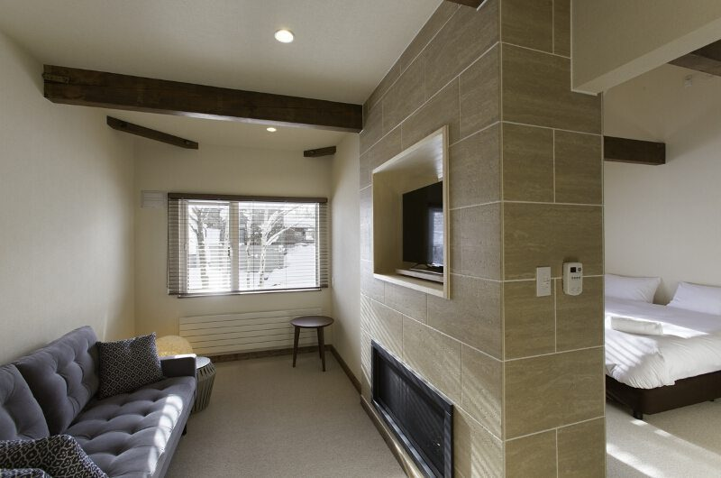 Greystone TV Room | Hirafu, Niseko