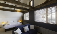 Greystone Bedroom Seating | Hirafu, Niseko