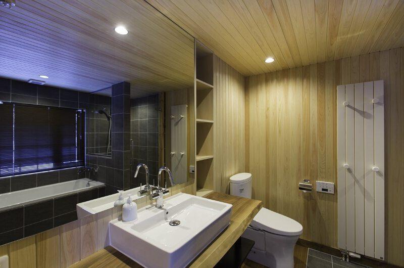 Greystone Bathroom Interiors | Hirafu, Niseko