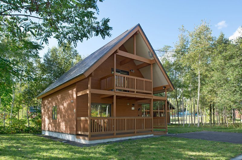 The Chalets At Country Resort Tropical Garden | Hirafu, Niseko