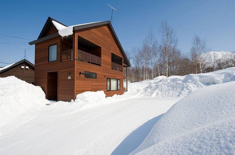 The Chalets At Country Resort Outdoor View | Hirafu, Niseko