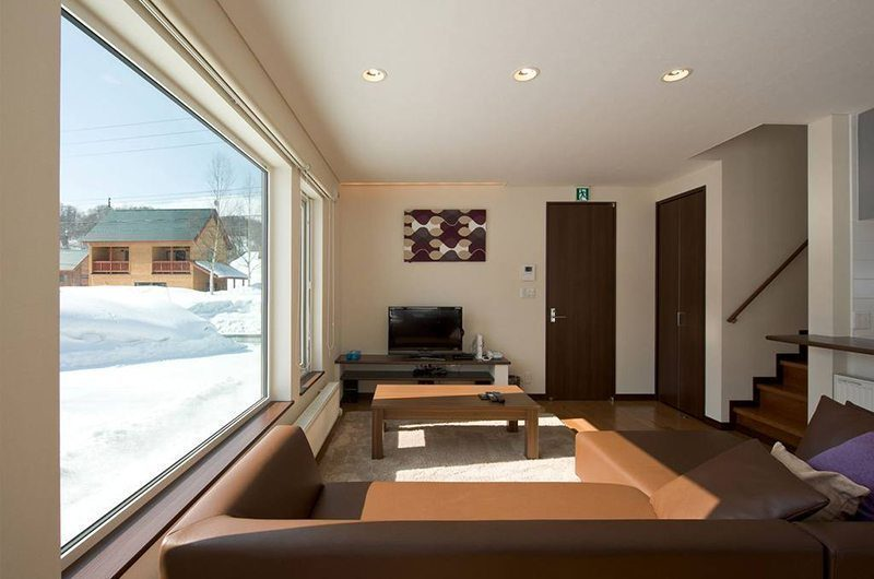 The Chalets At Country Resort Lounge Area | Hirafu, Niseko