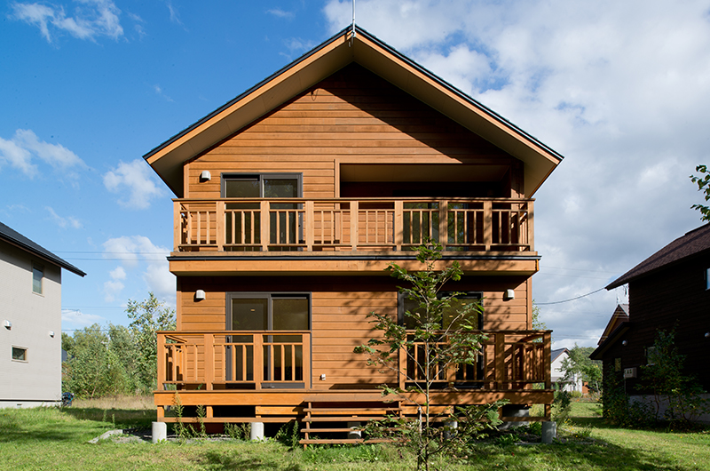 The Chalets At Country Resort Atsuma Building Area | Hirafu, Niseko