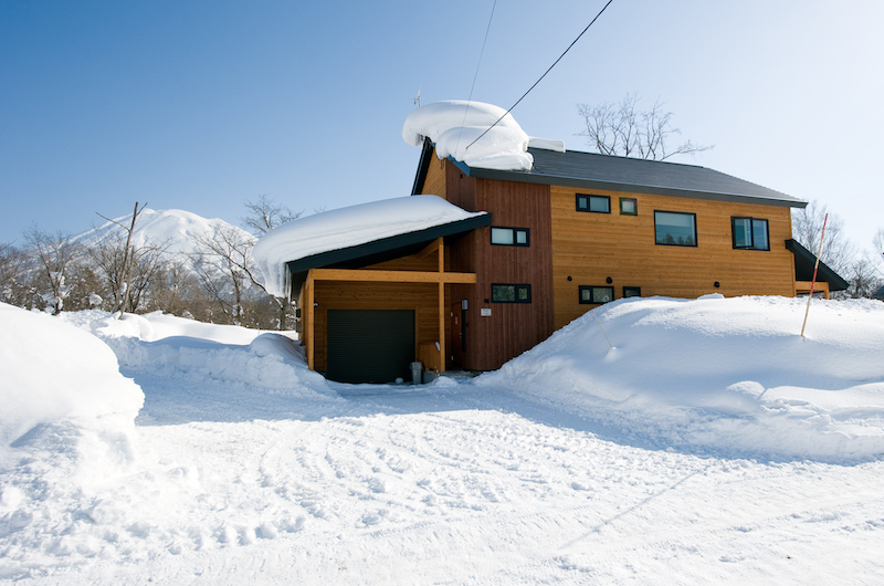 The Chalets At Country Resort Erimo Building | Hirafu, Niseko