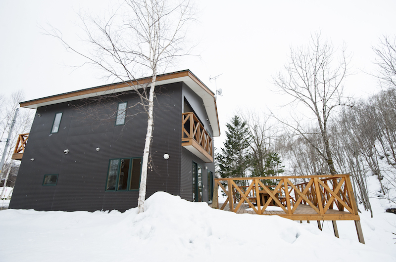 The Chalets At Country Resort Kamui Building | Hirafu, Niseko