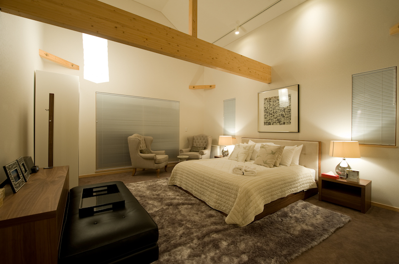 The Chalets At Country Resort Kinokawa Bedroom Area | Hirafu, Niseko