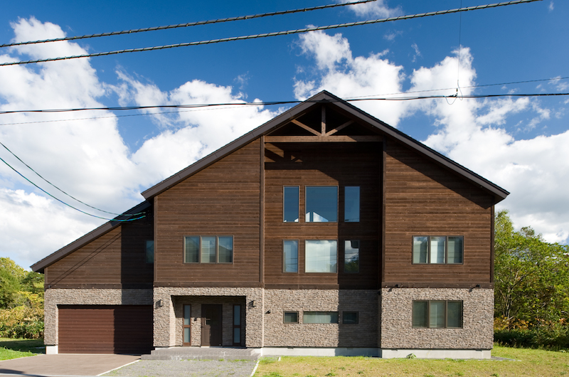 The Chalets At Country Resort Kinokawa Building Area | Hirafu, Niseko