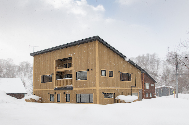The Chalets at Country Resort Kitami Building | St Moritz, Niseko