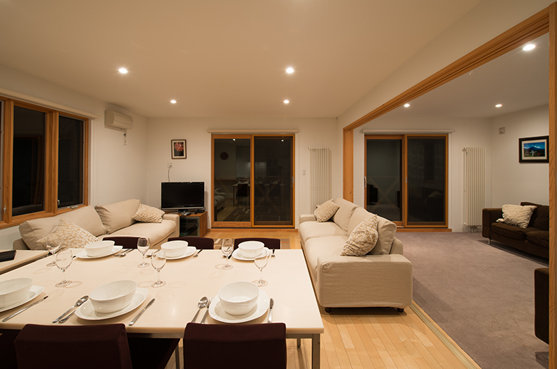 The Chalets At Country Resort Kurodake Family Area | Hirafu, Niseko