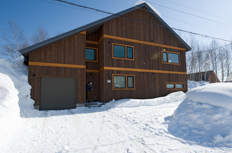 The Chalets At Country Resort Omono Building Area | Hirafu, Niseko