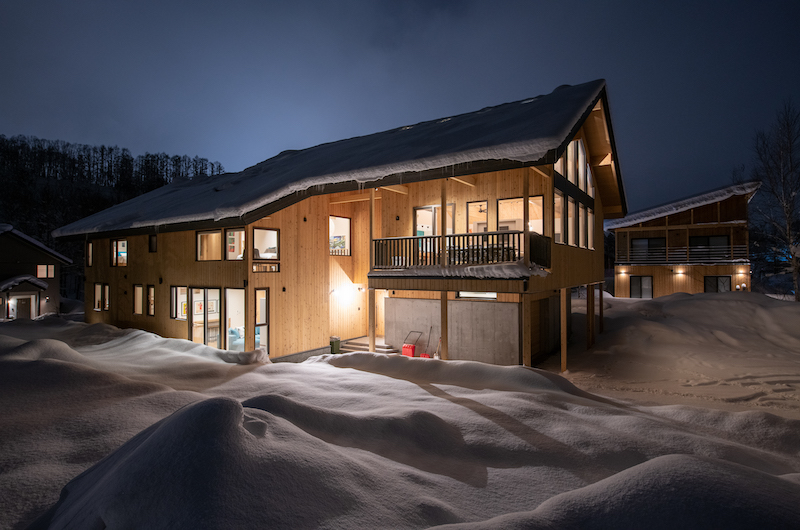 The Chalets at Country Resort Sahama Building | St Moritz, Niseko