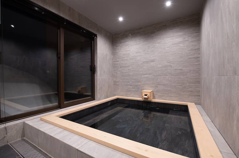 The Chalets at Country Resort Sahama Hot Tub | St Moritz, Niseko