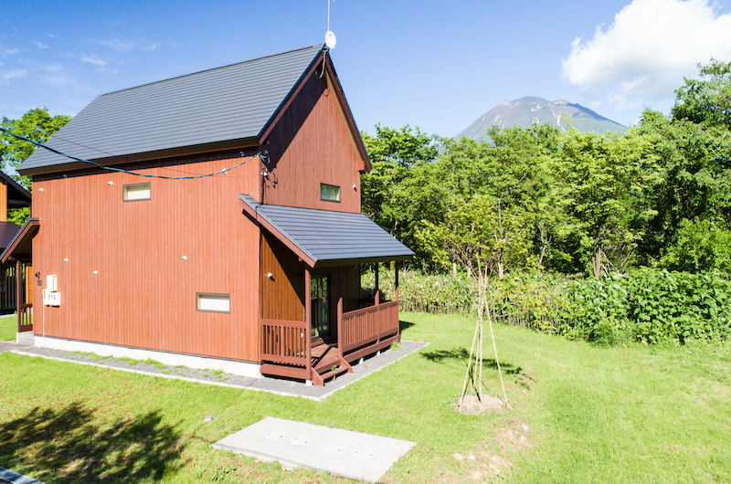 The Chalets At Country Resort Shimano Building | Hirafu, Niseko