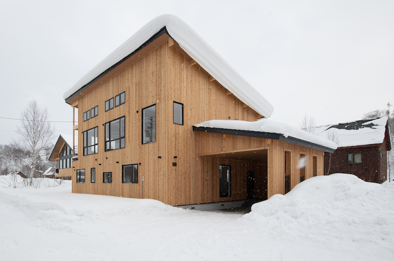 The Chalets at Country Resort Tancho Building | St Moritz, Niseko