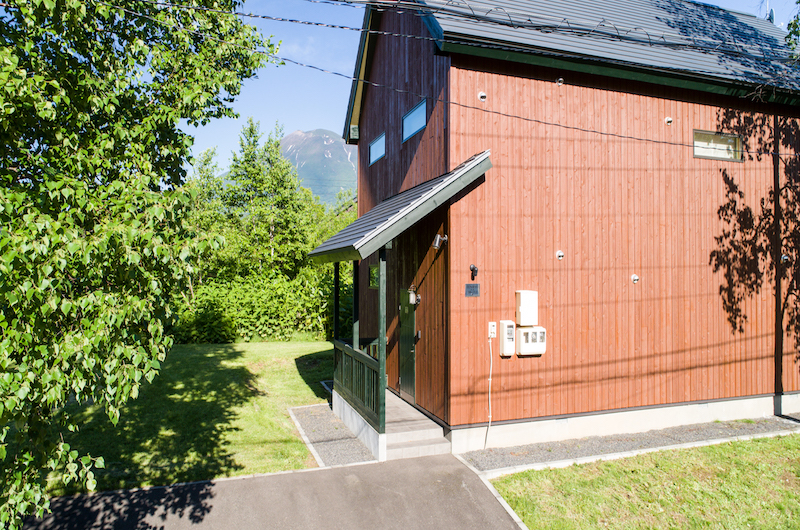 The Chalets At Country Resort Tenryu Building | Hirafu, Niseko