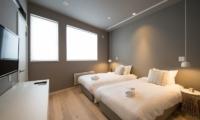 The Orchards Niseko Twin Bedroom | Hirafu, Niseko