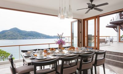 Villa Nevaeh Outdoor Dining | Kamala, Phuket