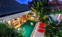 The Residence Villa Menari Residence Swimming Pool   Seminyak, Bali