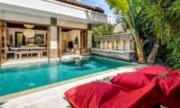 The Residence Villa Menari Residence Sun Deck   Seminyak, Bali