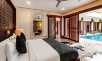 The Residence Villa Menari Residence Bedroom   Seminyak, Bali