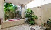 The Residence Villa Menari Residence Bathroom   Seminyak, Bali