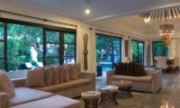 The Residence Villa Senang Residence Living Area | Seminyak, Bali