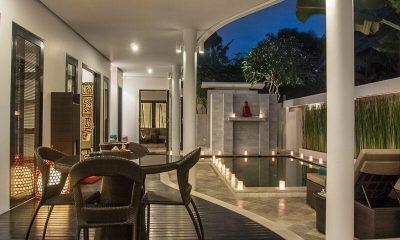 The Residence Villa Zensa Outdoor Dining | Seminyak, Bali