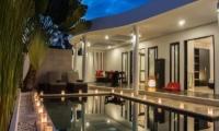 The Residence Villa Zensa Residence Sun Beds | Seminyak, Bali