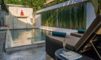 The Residence Villa Zensa Residence Sun Loungers | Seminyak, Bali