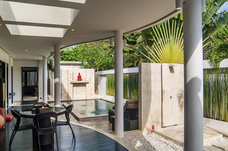 The Residence Villa Zensa Residence Outdoor Shower | Seminyak, Bali