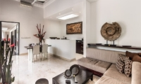 The Residence Villa Zensa Residence Living And Dining Area | Seminyak, Bali