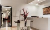 The Residence Villa Zensa Residence Dining Area | Seminyak, Bali