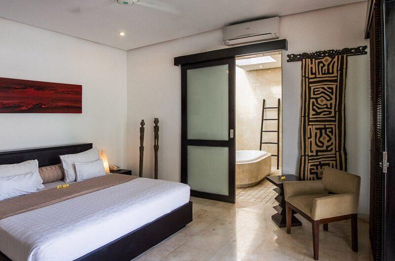 The Residence Villa Zensa Residence Master Bedroom | Seminyak, Bali