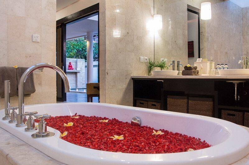 The Residence Villa Zensa Residence Master Bathroom | Seminyak, Bali