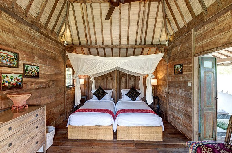 Villa Iluh Twin Bedroom | Petitenget, Bali